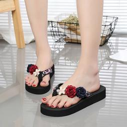 1 Pair of Women Sandal Comfort Casual Flip-flops Sandal for
