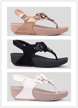 2018 New Woman FitFlop Body sculpting Sandals flip-flops US