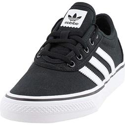 adidas Originals Boys' ADI-Ease J Sneaker, White/Black, 6 Me