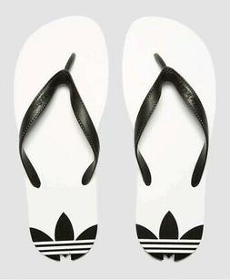 Adidas Originals adilette Slide - Black/White/Black  - 12