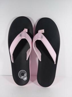 Nike Bella Kai Womens Size 10 Thong Sandals/Flip Flops Black