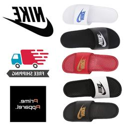 NIKE Bennasi  JDI Slide Casual Comfortable  Flip Flops Sanda