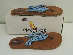 Sakroots Bethanny Flip-Flops  in Size 10