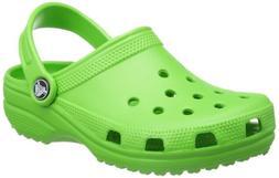 Little / Big Kids Crocs - Classic Lime 2, Lime Green