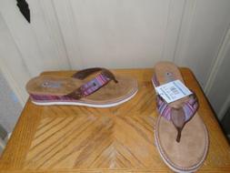 Skechers Bobs Womans Sandals w/ Memory Foam Size 11M   NEW W