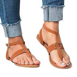 boho braided sandal