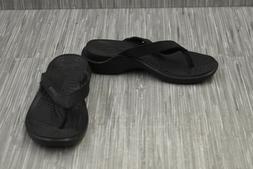 **Crocs Capri IV Flip Flop - Women's Size 5, Black