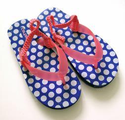 Carter's Summer Flip-Flops Shoe for Baby Toddler Girl - blue