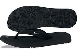 Nike Celso Thong Black/White 8