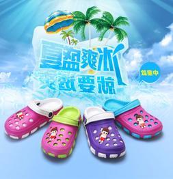 Children Baby EVA Garden Summer Cool Beach Slippers Sandals