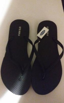 Old Navy Classic Flip Flops Size 7 For Women