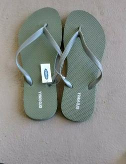 Old Navy Classic Flip Flops Size 8 For Women