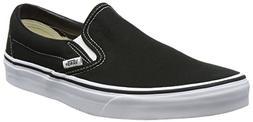 Vans Classic Slip-On Core Classic Shoe - Men's Black, 11.0