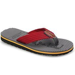 CIOR Men's Classical Flip-Flop Beach Slipper Thong Sandals C