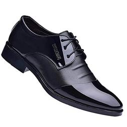 Clearance Sale Mens Classic Oxford Shoes Size 5.5-10.5,Leath