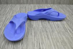 Fanture Comfort Flip-Flops - Women's Size 8.5, Periwinkle