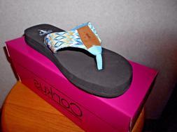 Corky's Eden Flip Flops Sandals Shoes  Sizes   8,  9, 10