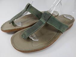 Keen Dauntless Women's Flip Flops Size US 7 M  EU 37.5 Burnt