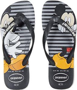 Havaianas Men's Disney Stylish Sandal, Ice Grey,43/44 BR