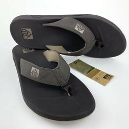 Reef Element Brown Mens Flip Flops Sandals Thong Brand New F