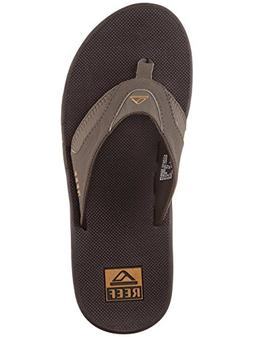 fanning mens sandals bottle opener flip flops
