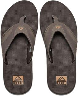 Reef Fanning Mens Sandals  Bottle Opener Flip Flops For Men,