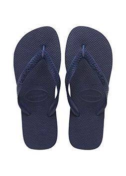 Havaianas Men's Top Sandal Flip Flop,Navy Blue,41/42 BR