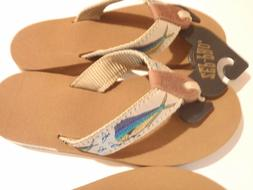 ZEP- PRO FLIP FLOPS FOR KIDS- CHOOSE-DOLPHIN,BLUE MARLIN,SAI