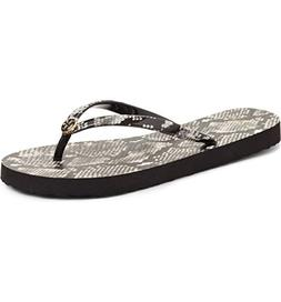 Tory Burch Flip Flops Shoes Sandals Flat Rubber