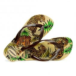 Havaianas flip flops- tropical  design -Original
