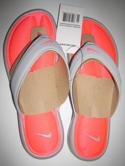 flip flops ultra comfort thong sandals gray