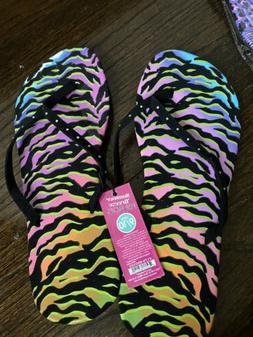 flip flops women size 9