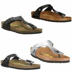 Birkenstock Gizeh Flip-Flops Single Strap Sandals Men Women