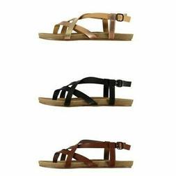 Blowfish Golden Womens Sandals Outdoor Footwear Flip Flops