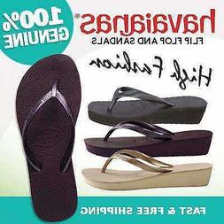 Havaianas High Fashion Flip flops and Sandals IN STOCK READY