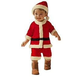 kid little girl and boy christmas clothes