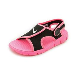 NIKE Kids' Sunray Adjust 4 girls sandals flip flops 2