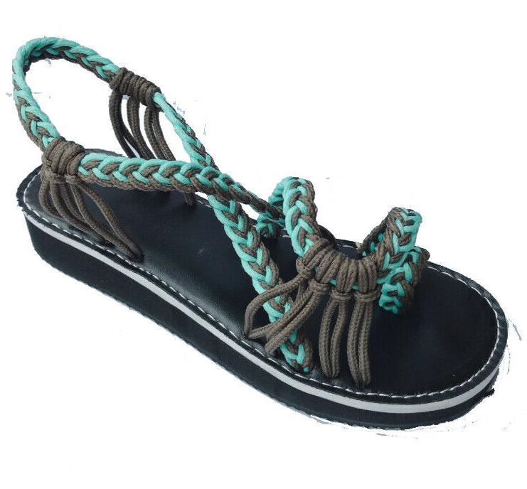 Bohemian Bandages Beach Shoes Summer Casual