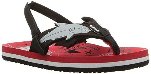 ahi shark sandal