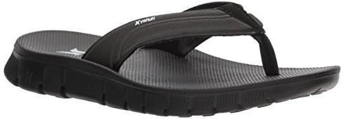 boys fusion 2 0 flip flop black