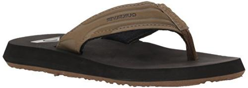boys monkey wrench youth sandal tan solid