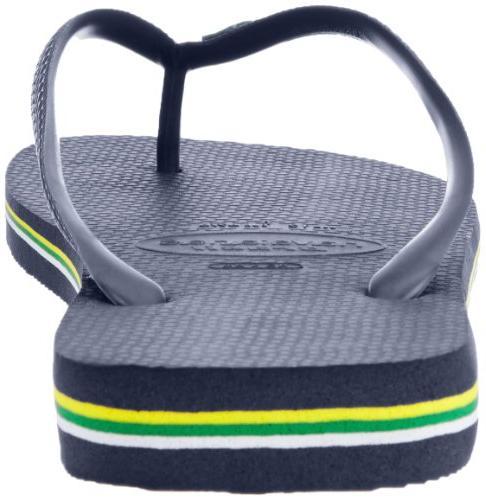 Flip Flop Sandals,Navy BR