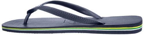 Havaianas Flip Flop Sandals,Navy BR