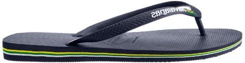 Havaianas Flip Sandals,Navy Blue,39/40 BR