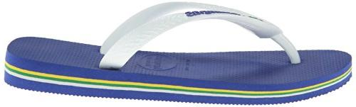 Havaianas Brazil Logo Flip Flop Sandal, 39/40 BR