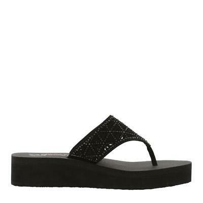 Skechers Star Womens Flip Shoes