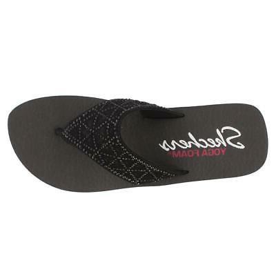 Skechers Star Flip Shoes Heel