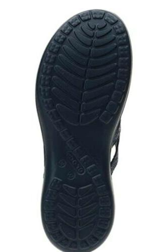 Crocs Flops size