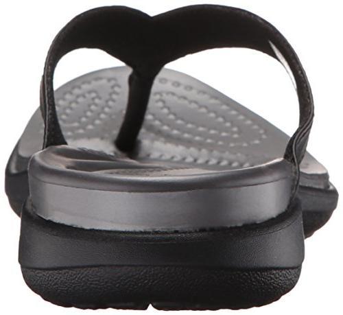 Crocs Women's Capri Flip Flop 6.0 M