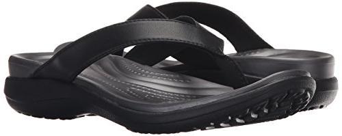 Crocs Women's Flip Flop Sandals 6.0 M